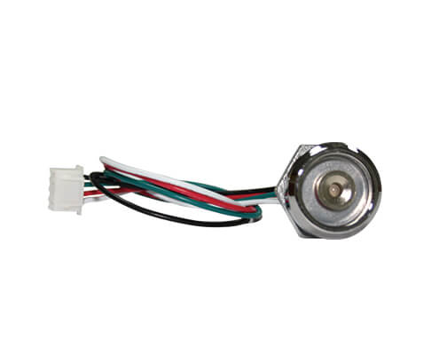 ibutton probe with led