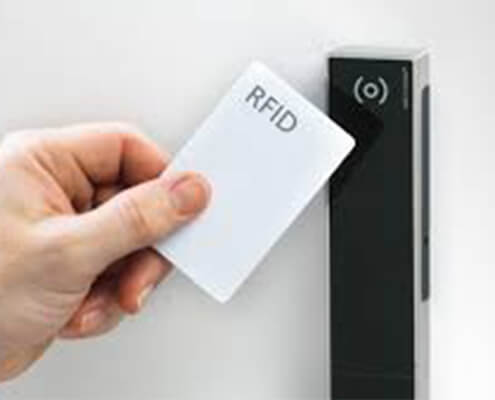 rfid pvc card for digital door lock