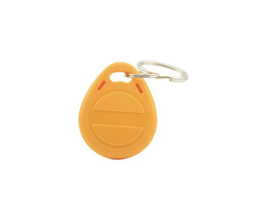 125khz rfid transponder keychain