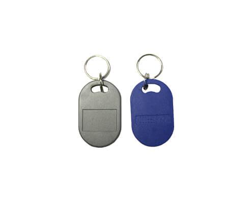 special 125khz white rfid keyfob